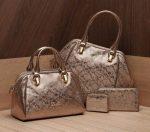 Collezione-borse-Liu-jo-autunno-inverno-2013-2014-Set-dorate