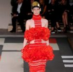 Moda-donna-Alexander-McQueen-primavera-estate-2014