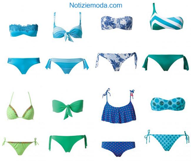 Catalogo costumi calzedonia primavera estate 2014 - Costumi bagno calzedonia 2014 ...
