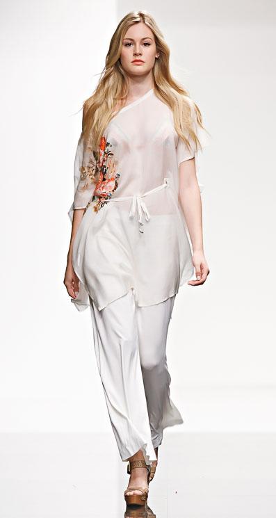 Abbigliamento twin set estate 2014 moda mare 1 - Costumi da bagno twin set ...