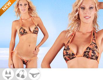 Bikini Divissima primavera estate cameron fluo