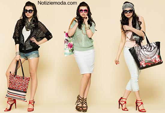 Collezione borse Artigli primavera estate 2014 moda donna