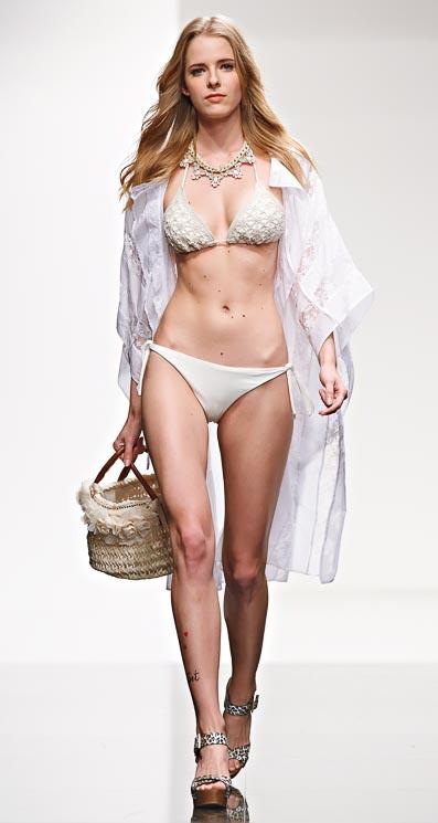Costumi twin set estate 2014 accessori moda mare 3 - Costumi da bagno twin set 2017 ...