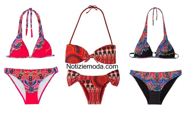 Moda mare desigual estate 2014 costumi da bagno bikini - Costumi da bagno 2014 ...