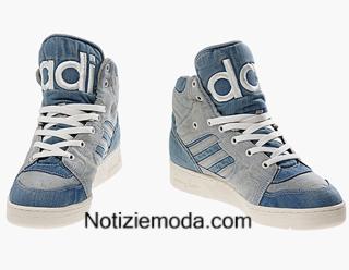 Scarpe Adidas autunno inverno 2014 2015 catalogo moda donna