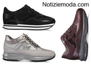 hogan scarpe collezione autunno 2015