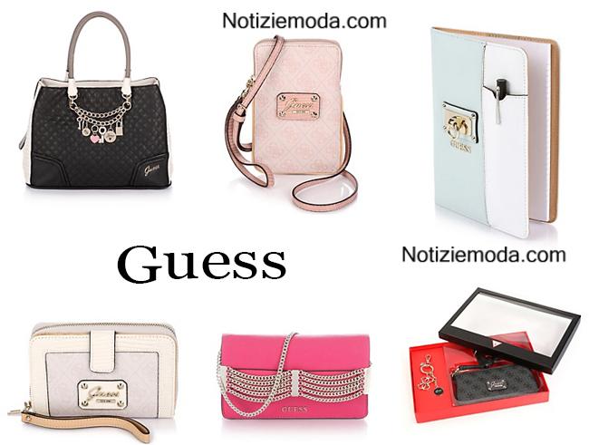 Borse E Accessori Primavera Estate 2015 : Borse guess primavera estate moda donna