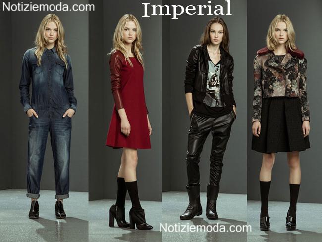 Collezione abbigliamento e accessori moda autunno inverno