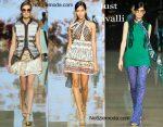 Sfilata-Just-Cavalli-donna-primavera-estate