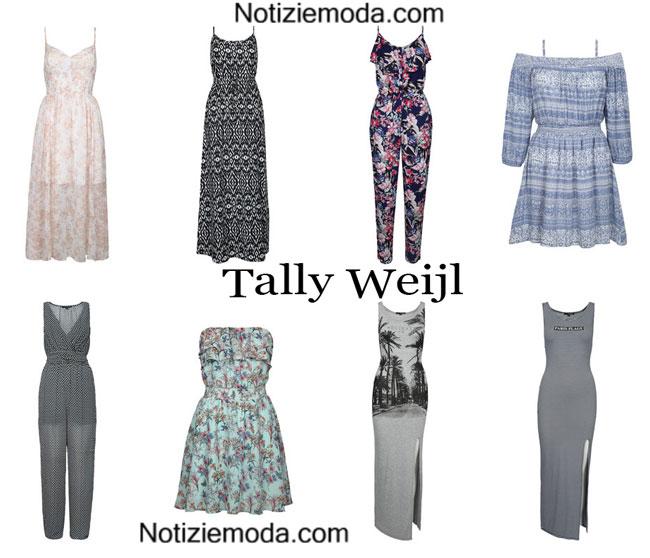 Abbigliamento Tally Weijl primavera estate 2015 moda donna
