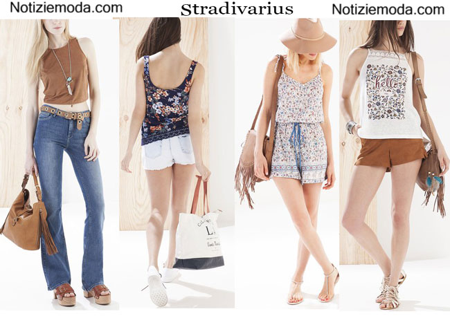abbigliamento stradivarius primavera estate 2015 donna