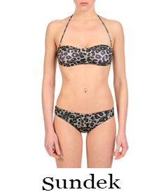 Bikini fascia Sundek estate 2015 accessori