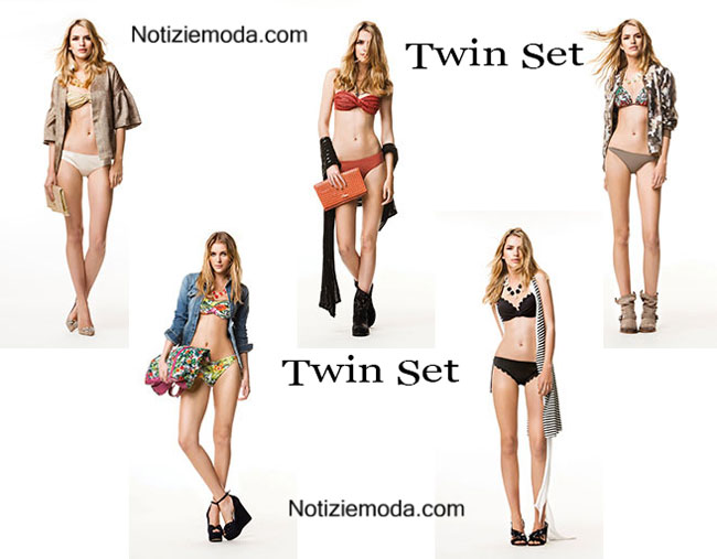Beachwear twin set estate 2015 costumi da bagno bikini - Costumi da bagno twin set 2017 ...