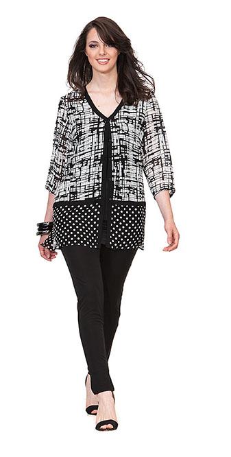 Taglie comode luisa viola 2015 moda donna for Moda taglie forti