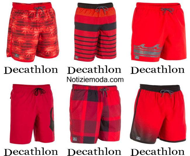 Moda mare decathlon estate 2015 costumi da bagno shorts uomo - Decathlon costumi bagno uomo ...