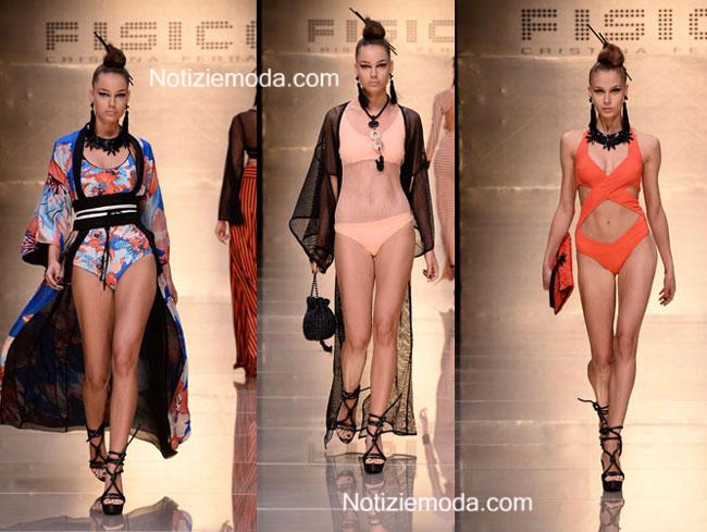 Beachwear fisico estate 2015 costumi da bagno bikini - Costumi da bagno fisico a pera ...