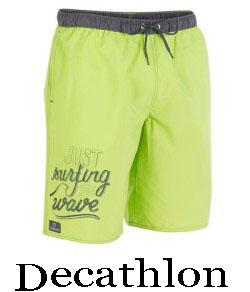 Moda mare decathlon estate 2015 catalogo - Decathlon costumi bagno uomo ...