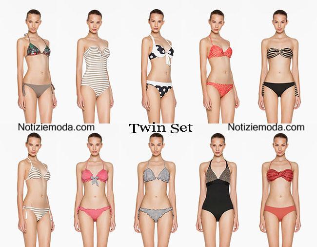 Moda mare twin set estate 2015 costumi da bagno bikini - Costumi da bagno twin set 2017 ...