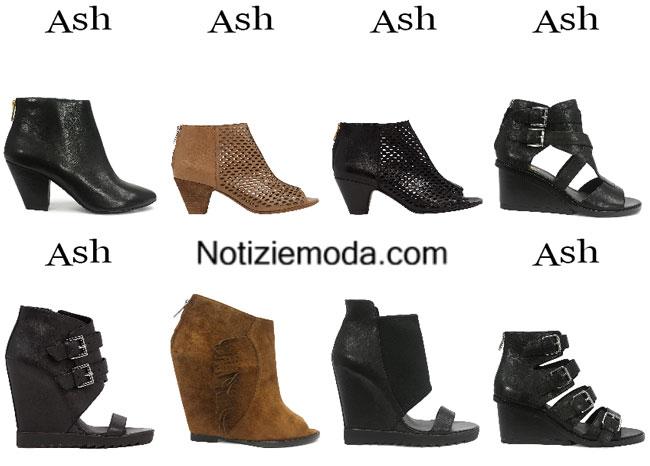 Scarpe Ash primavera estate 2015 moda donna 9b030b1a4de