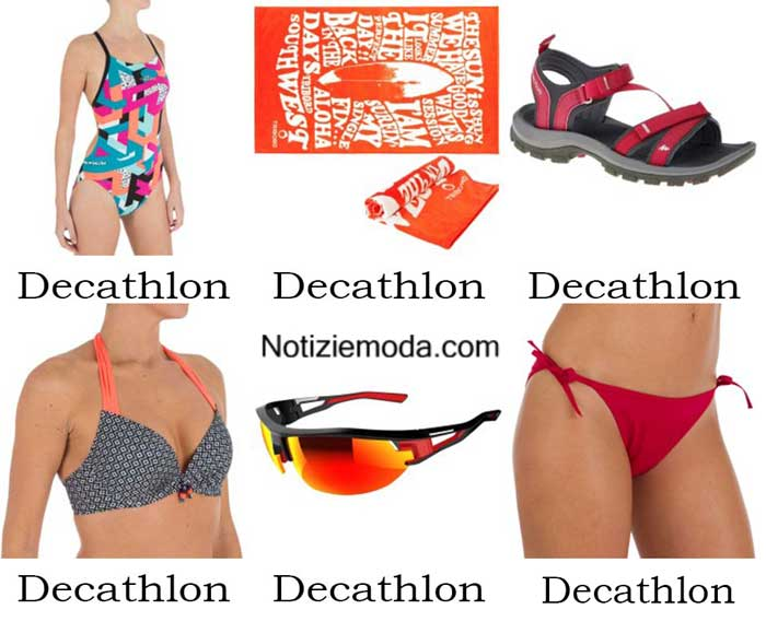 Moda-mare-Decathlon-primavera-estate-2016-donna