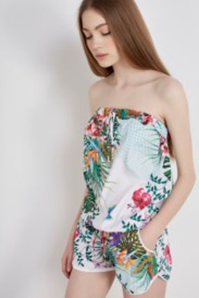 Moda mare Liu Jo primavera estate 2016 bikini donna