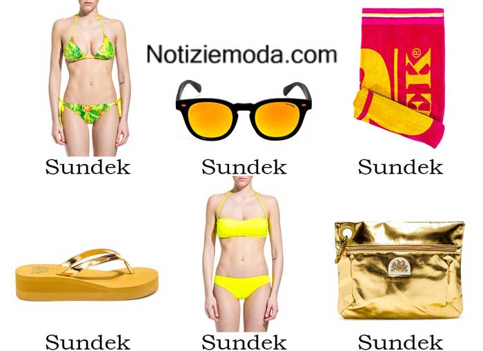 Moda-mare-Sundek-primavera-estate-2016-donna