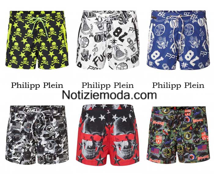 Boardshorts-Philipp-Plein-primavera-estate-2016-uomo