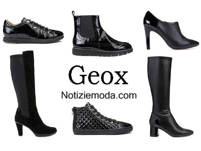 scarpe geox donna autunno inverno