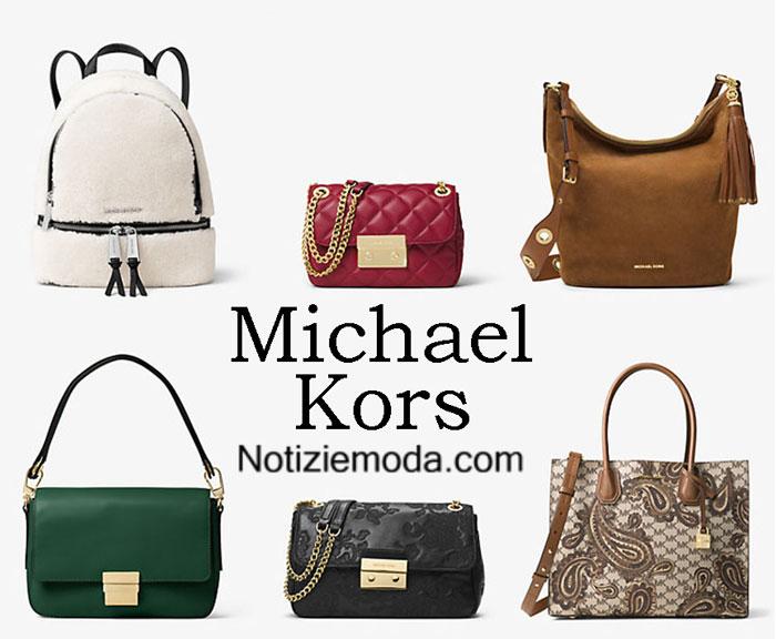 ... Borse Michael Kors Autunno Inverno 2016 2017 Donna ... c9c76582197