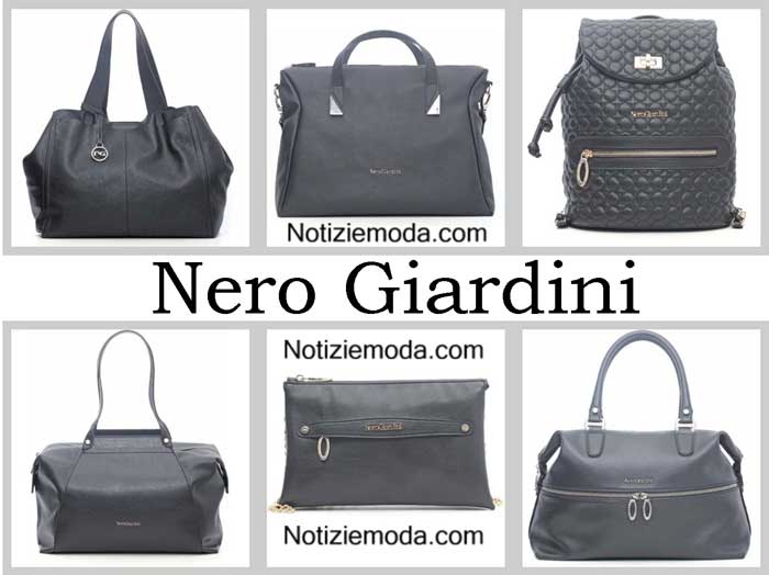 Borse nero giardini autunno inverno 2016 2017 donna - Borse nero giardini 2017 prezzi ...