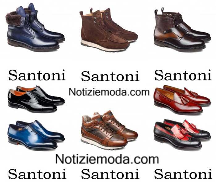 santoni calzature saldi