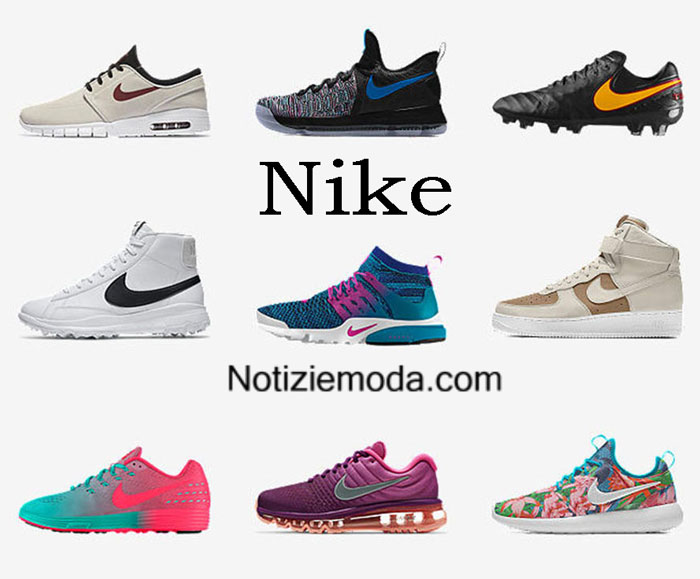Nike collezione autunno inverno 2017 for Collezione nike 2017