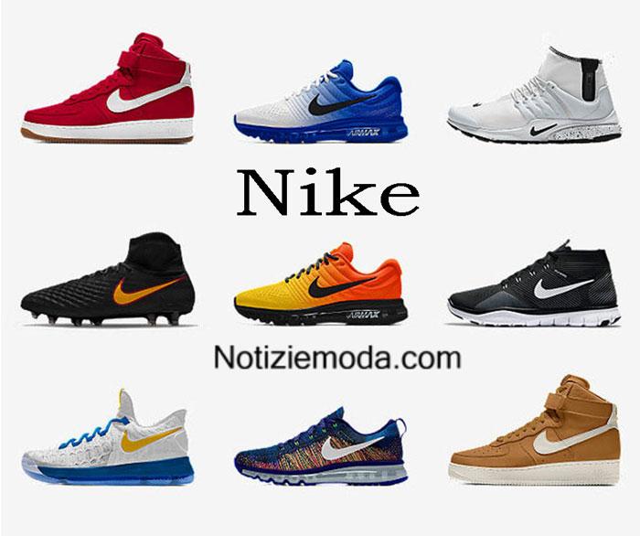 Sneakers nike autunno inverno 2016 2017 moda uomo for Collezione nike 2017
