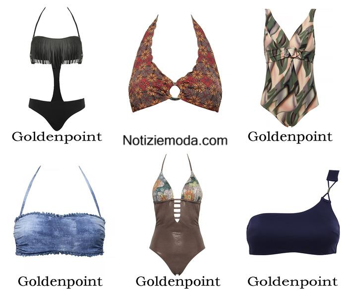 Moda mare goldenpoint estate 2017 costumi da bagno bikini - Costumi da bagno interi golden point ...