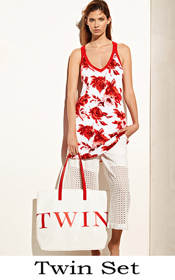 Costumi Twin Set Estate Lookbook Twin Set Beachwear 19