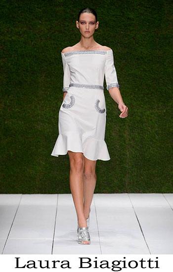 Abbigliamento Laura Biagiotti Primavera Estate Look 1