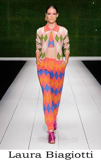 Moda Laura Biagiotti Primavera Estate Look 1