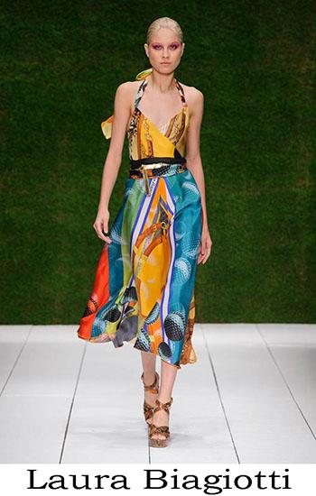 Moda Laura Biagiotti Primavera Estate Look 4