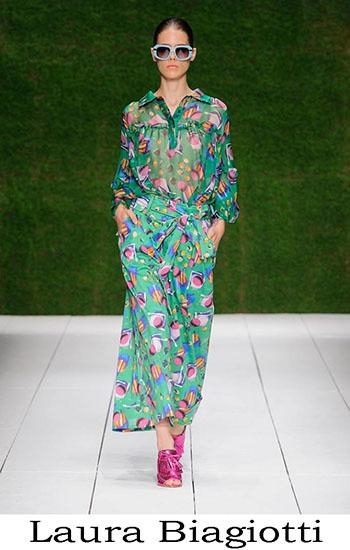 Moda Laura Biagiotti Primavera Estate Look 8