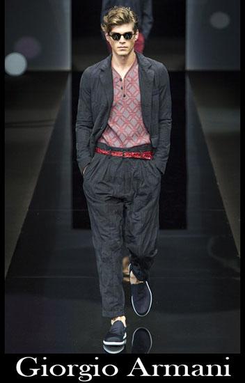 Abbigliamento Giorgio Armani Uomo Primavera Estate 1