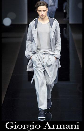 Abbigliamento Giorgio Armani Uomo Primavera Estate 3