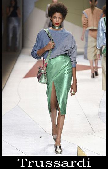 Abbigliamento Trussardi Primavera Estate Look 1