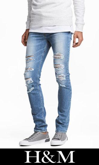 Jeans Strappati HM Autunno Inverno Uomo 5