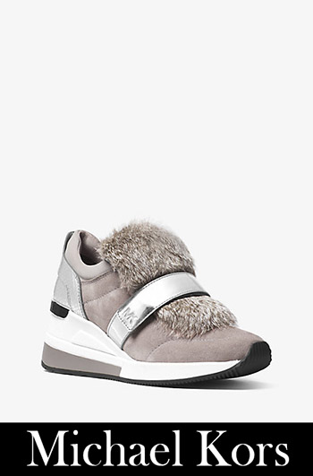 Sneakers Michael Kors Donna Autunno Inverno 4