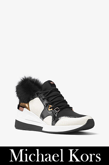 Sneakers Michael Kors Donna Autunno Inverno 5