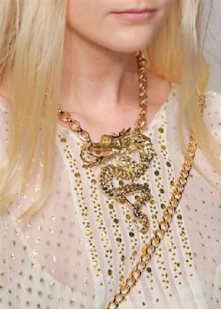 Accessori Blugirl autunno inverno nelle vetrine moda donna 2013 2014