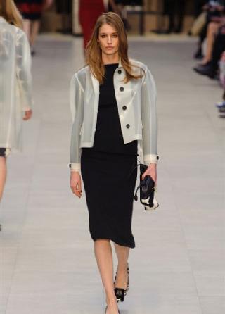 Burberry giacche donna autunno inverno moda 2013-2014