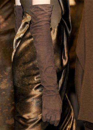 Donna Karan tendenze abbigliamento donna accessori autunno inverno 2013-2014