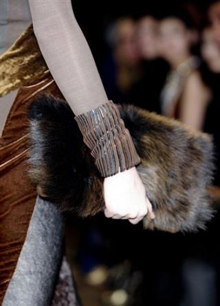 Donna Karan tendenze moda abbigliamento collezione borse autunno inverno 2013-2014