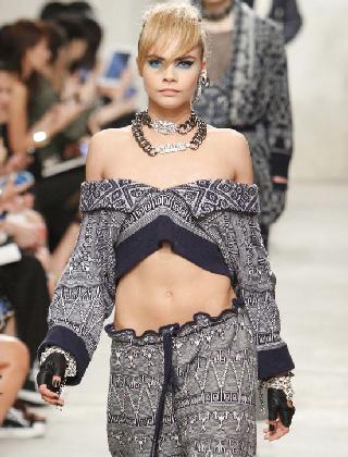 Marca Chanel tendenze moda nuova collezione accessori